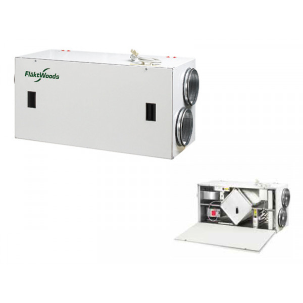 Fläkt Woods RDAZ-09 Filtersats ®