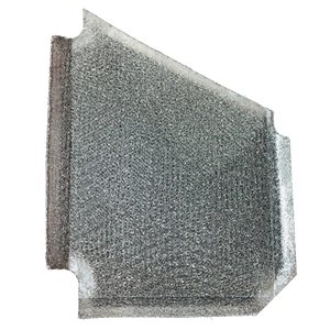 Franke 400 serien Metalltrådsfilter