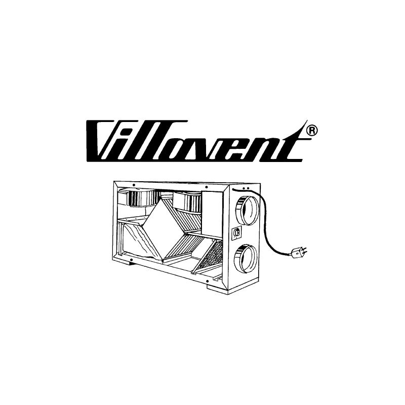 Systemair BFVX 400 E/EV Filter EU 7®