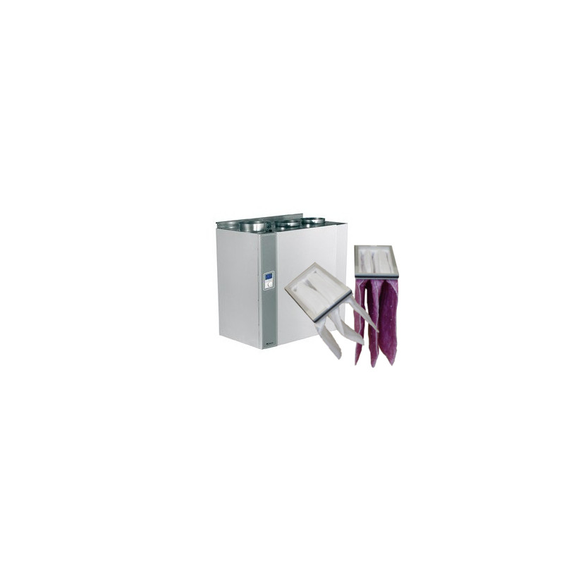 Filter till Systemair VR 700 DCV Aggregat