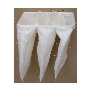 Systemair BFR 355-400 F5 Påsfilter