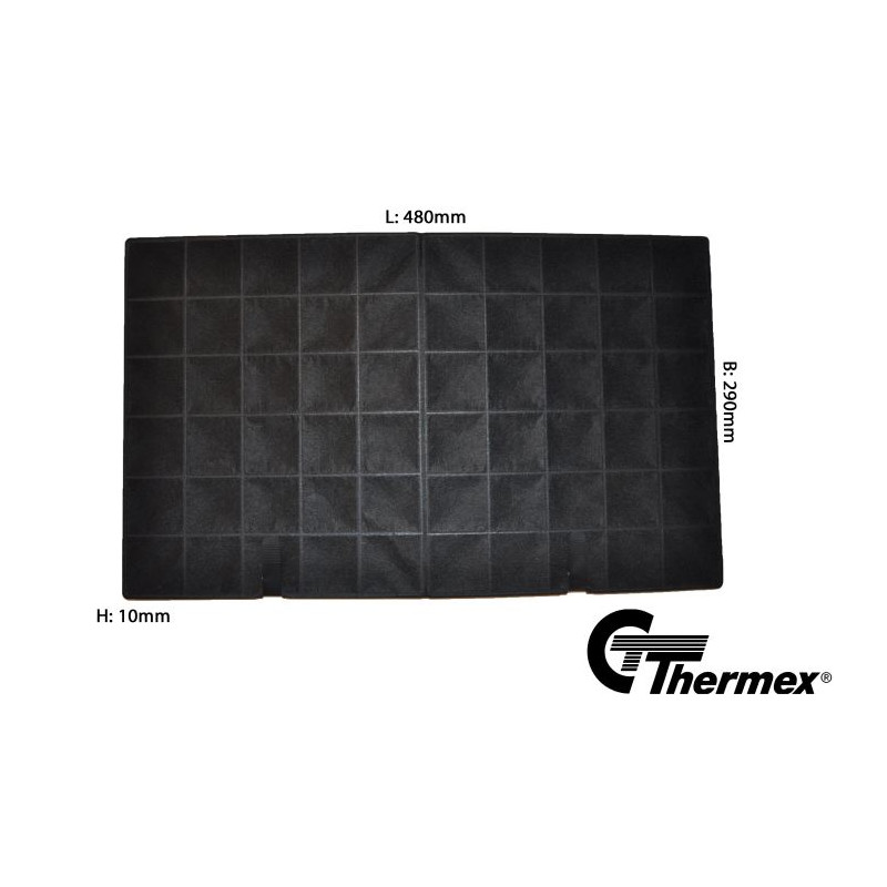 Thermex Vertical 400 Kolfilter