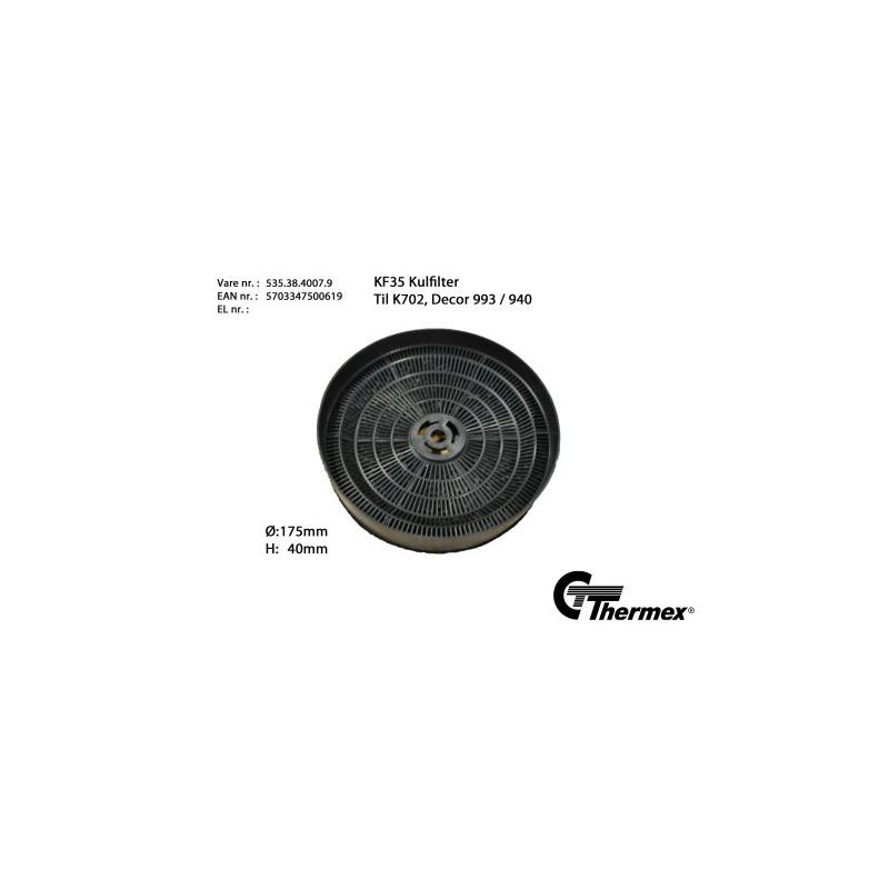 Thermex KF35 Kolfilter