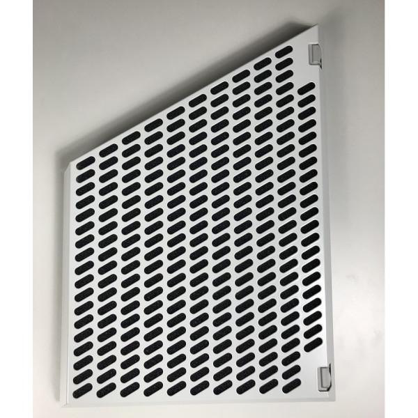 Futurum F400 polyesterfilter komplett Vit