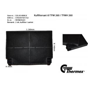 Thermex TFM 260 Kolfilter